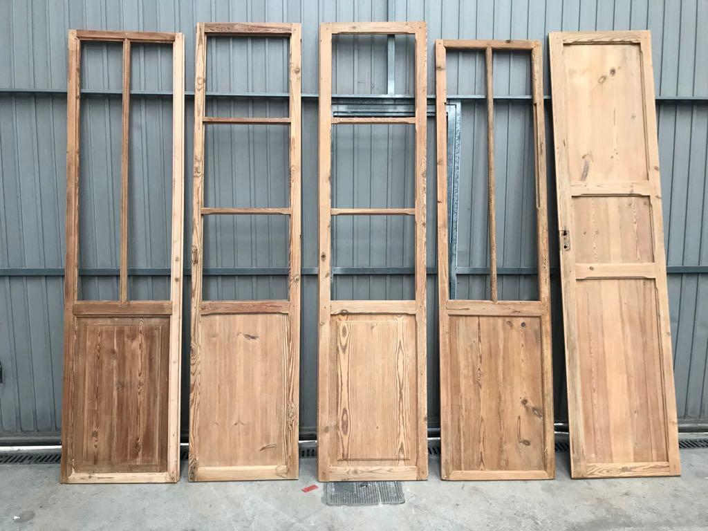 reciclar puertas antiguas